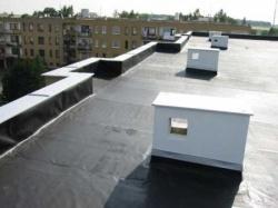 Ploché střechy