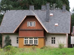 Sedlové střechy